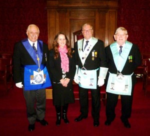 FREEMASONS PHOTO