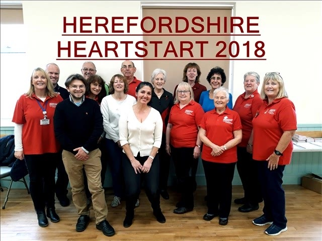 Heartstart 2018 video