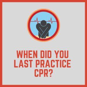 practice cpr